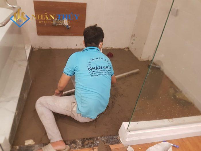 chống thấm nhà vệ sinh tphcm