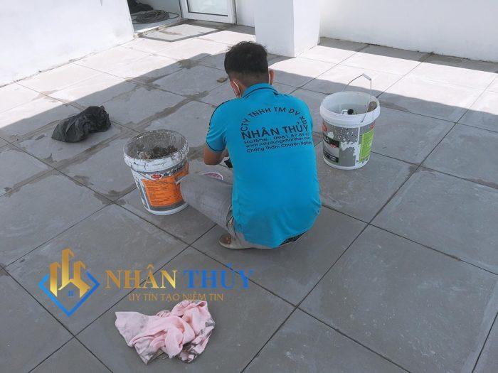 thợ sơn nhà phong thủy tại quận 8