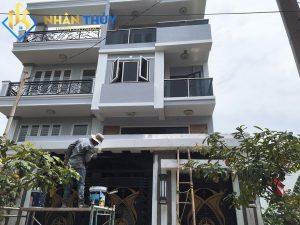 báo giá sơn nhà trọn gói tại TPHCM