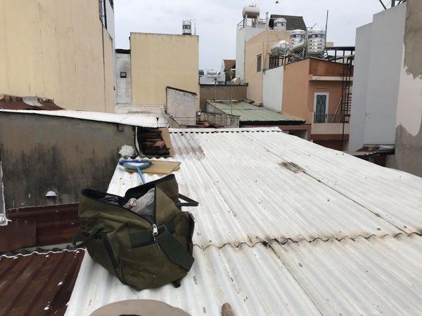 chống dột mái tôn tại biên hòa đồng nai