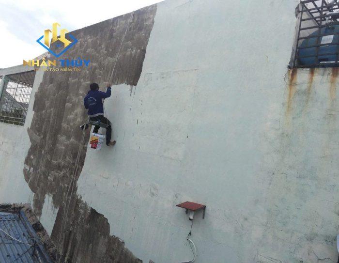 thợ chống thấm nhà tại quận 5
