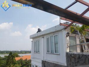Dịch vụ sửa chữa cải tạo nhà cũ tại TPHCM