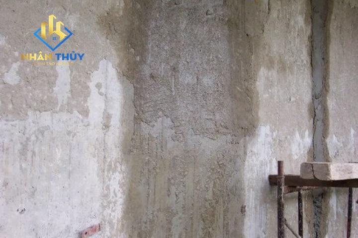 chống thấm tường nhà chung cư