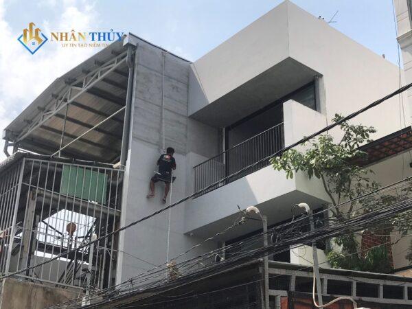 thợ sơn nhà trọn gói tại quận 2