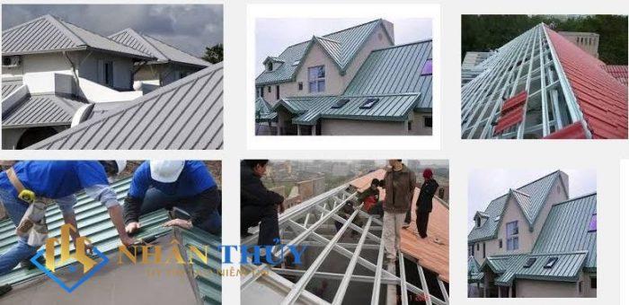 thợ chống dột mái tôn tại quận 12