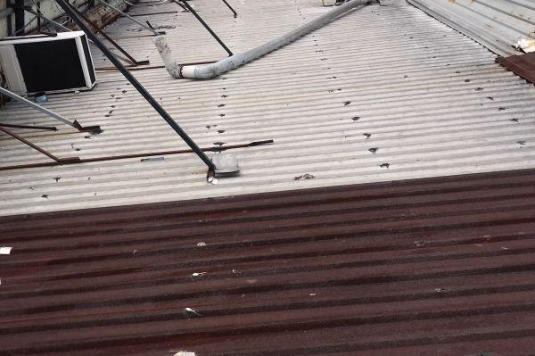 thợ chống dột mái tôn bình dương