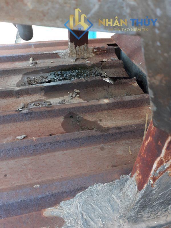 thợ chống dột mái tôn tại quận 5