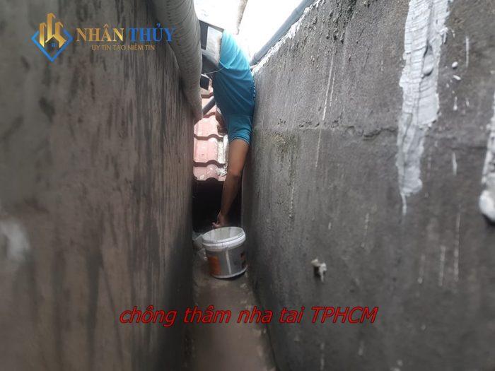 chống thấm nhà tại tphcm