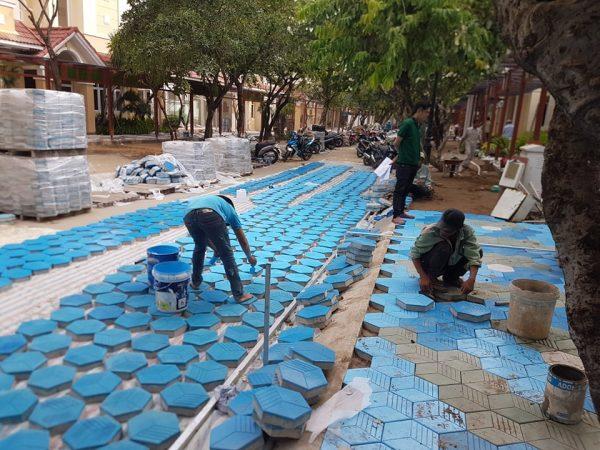 thợ sơn nhà tại quận 5