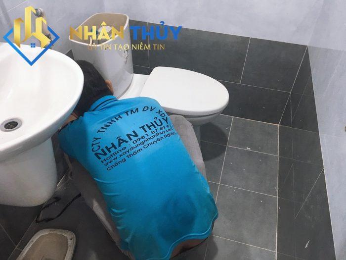 xử lý nhà vệ sinh bị hôi tphcm