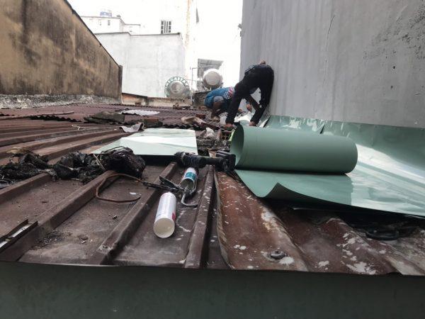 xử lý chống thấm tại bình dương