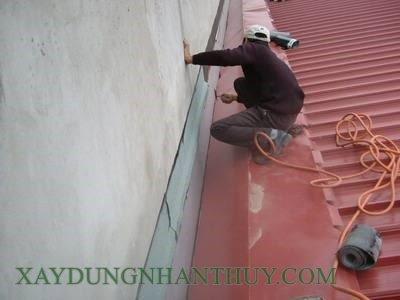 xử lý chống thấm tường tại quận 3