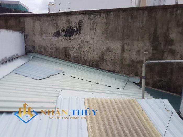 thợ chống dột mái tôn quận tân phú