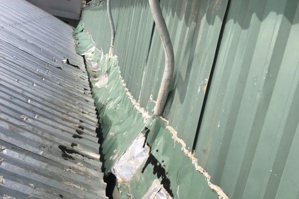 dịch vụ chống dột mái tôn gò vấp