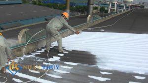 thợ chống dột mái tôn tại quận 9