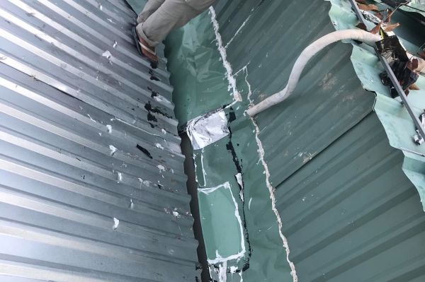 chống dột mái tôn quận phú nhuận