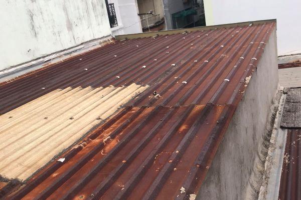 dịch vụ chống dột mái tôn tại bình tân
