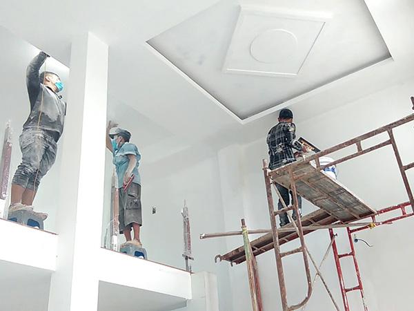 dịch vụ sơn nhà trọn gói quận 11