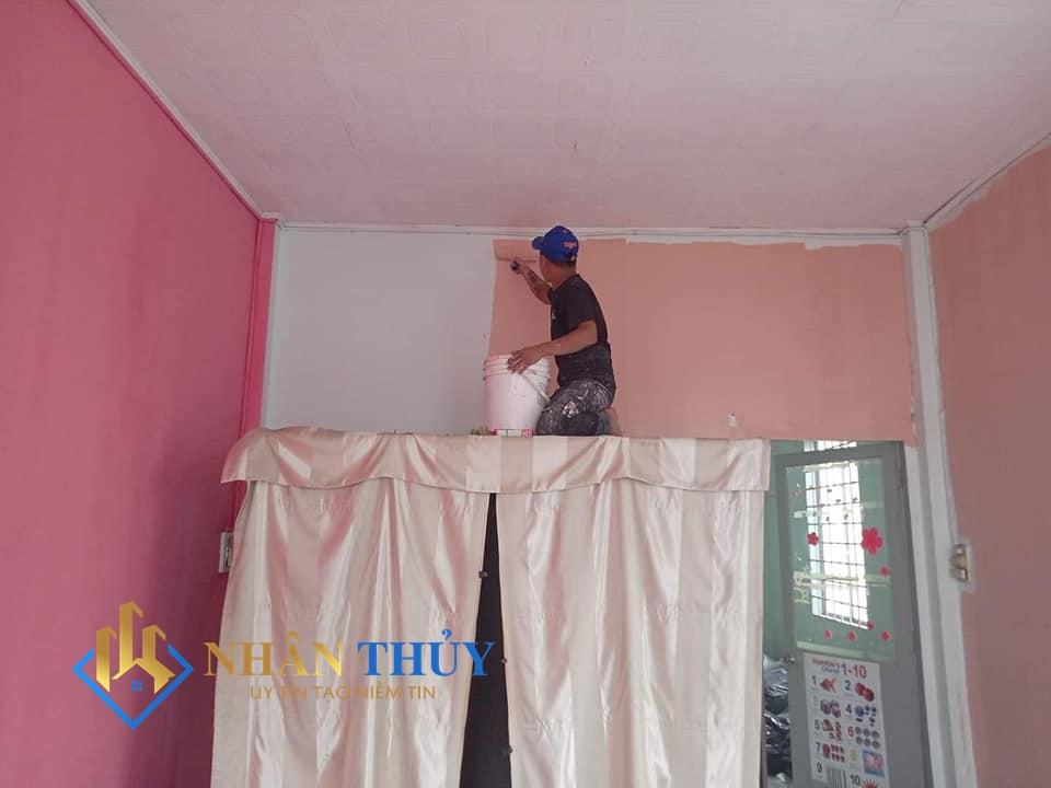 sơn nhà tại quận 1