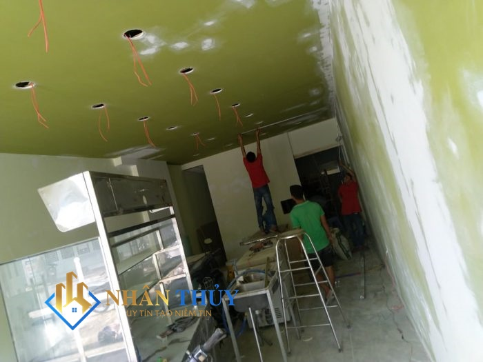 thợ sơn nhà giá rẻ tại quận bình thạnh