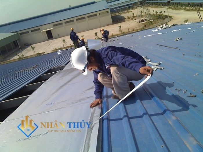 thợ chống dột mái tôn tại thủ đức