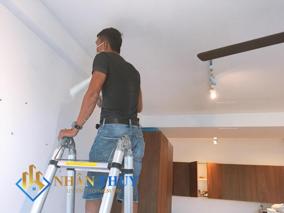 thợ sơn nhà chuyên nghiệp quận 11