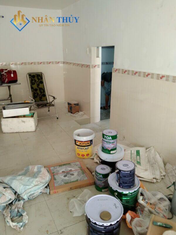 dịch vụ sơn nhà bình thạnh