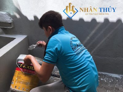 thợ sơn nhà tân bình