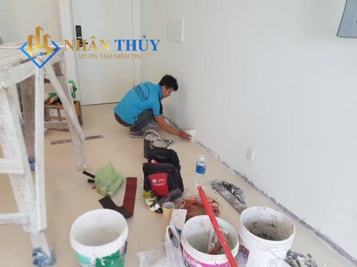 thợ sơn nhà tại quận thủ đức