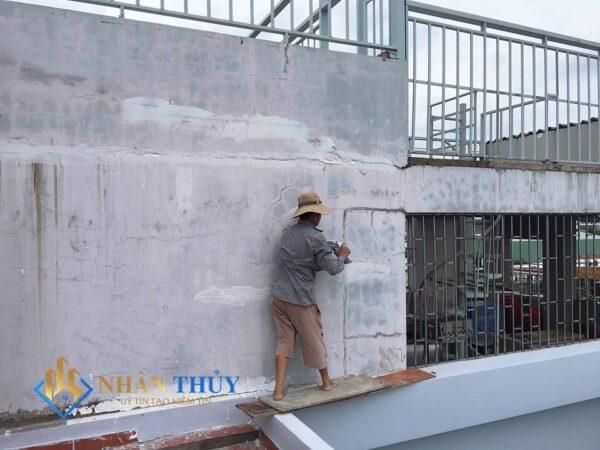 sơn nhà quận bình thạnh