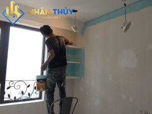 thợ sơn nhà chất lượng tại quận bình thạnh
