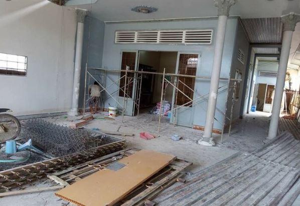 thợ sơn nhà tại huyện Bình Chánh