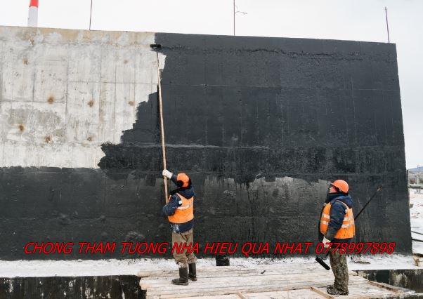 chống thấm tường tại quận phú nhuận