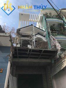 thợ sơn nhà đẹp tại TPHCM