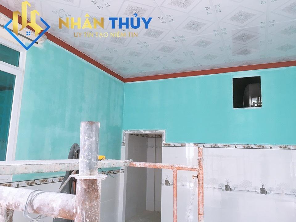 dịch vụ sơn nhà giá rẻ tại tphcm