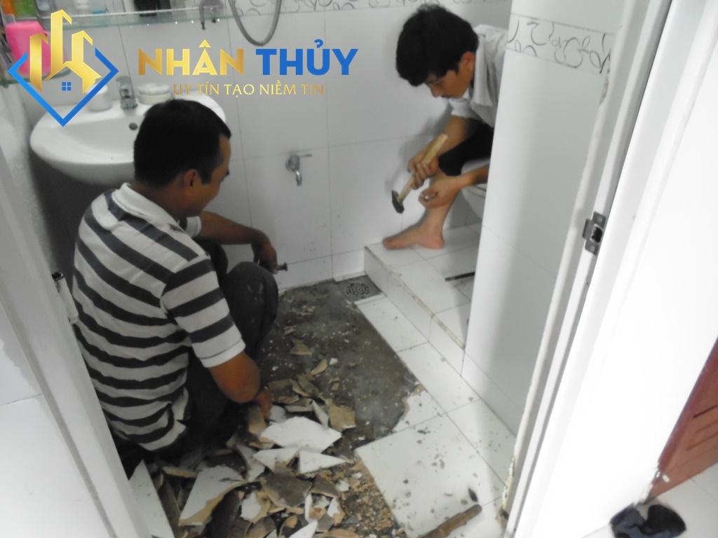 dịch vụ chống thấm nhà vệ sinh tại phcm