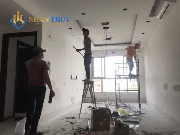 sửa chữa nhà chung cư tphcm