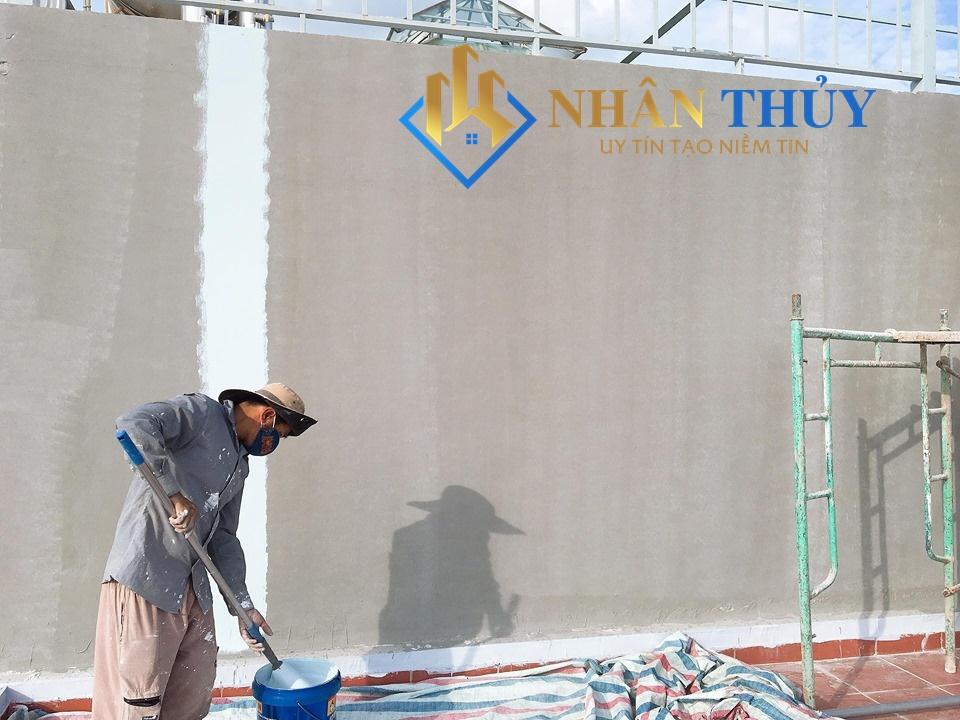 thợ sơn nhà giá rẻ quận phú nhuận
