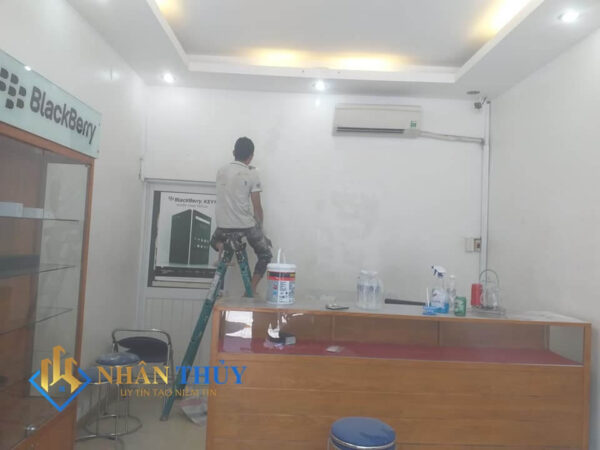 sơn nhà đẹp phú nhuận