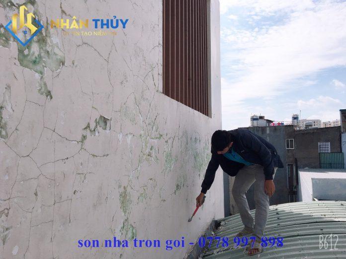 thợ sơn nhà phong thủy tại quận phú nhuận