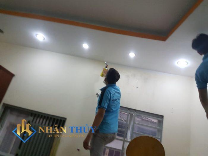 cải tạo sơn lại nhà