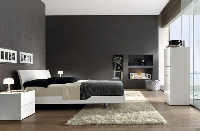 sơn nhà màu xám đen