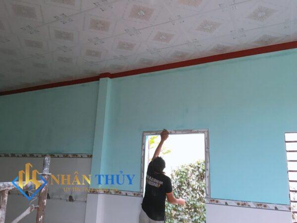 sơn nhà đẹp bình tân