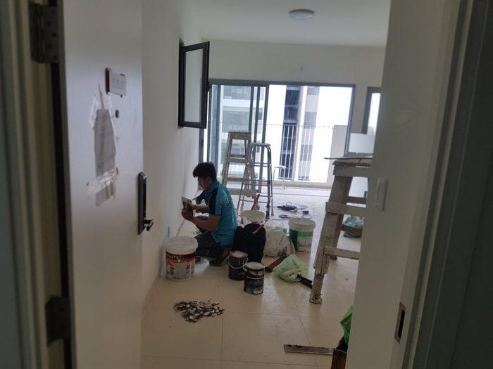 sơn nhà chuyên nghiệp tphcm