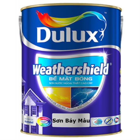 chất chống thấm DULUX weathershield