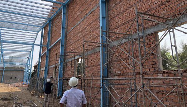 chống thấm cho tường nhà mới