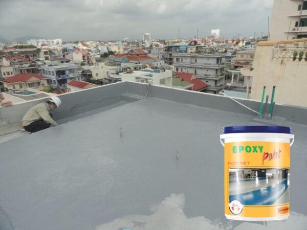sơn chống thấm epoxy