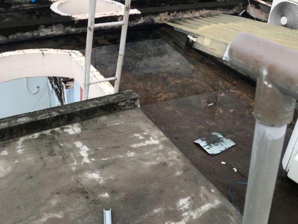 báo giá chống thấm sân thượng