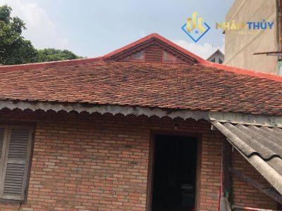 chống dột mái ngói tphcm