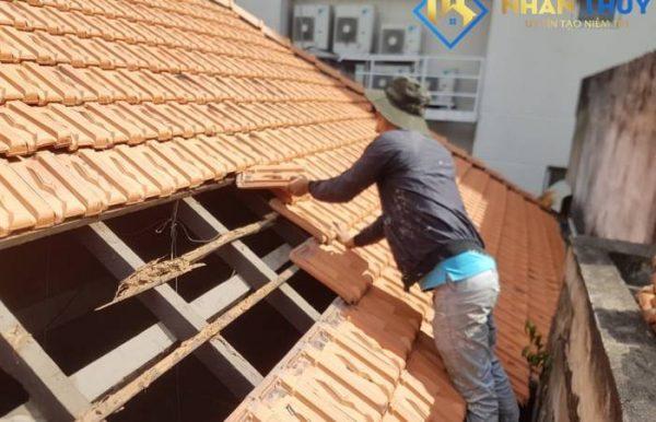 chống thấm mái ngói bình dương